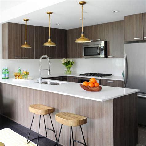 Modern Kitchen For Small Condo