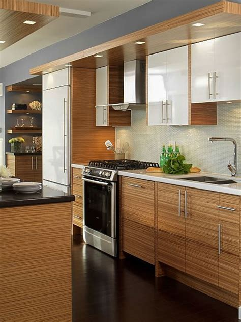 Modern Kitchen For Small House