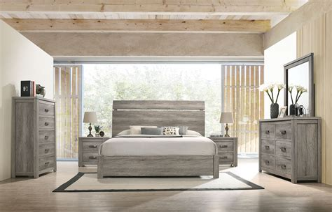 Modern Wood Bedroom Sets