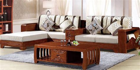 Modern Wooden Sofa Designs 2021