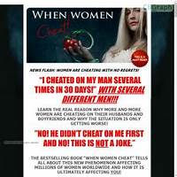 Modern female infidelity, alpha females and much more! coupon codes
