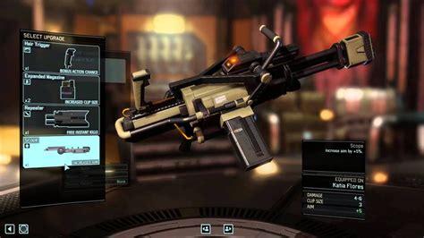 Modular Assault Rifles Xcom 2