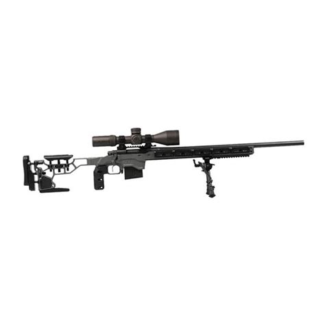 Modular Driven Technologies Acc Chassis System Savage 110 Sa Right Hand Chassis Black