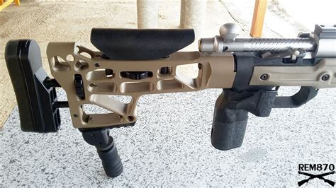 Modular Driven Technologies Lss Chassis Systems Remington 700 La Lss Chassis System Fde Rh