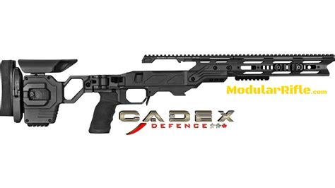 Modular Rifle Chassis System Precision Rifle Stocks