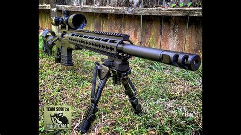 Modular Rifle Stock Remington 700