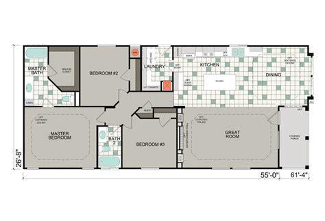 Modular home floor plans california Image