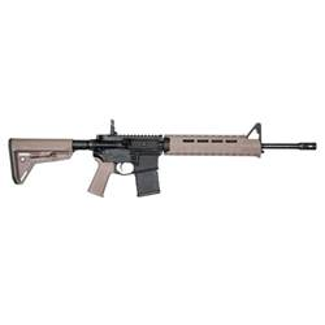Moe Sl Hand Guard Midlength Ar15 M4 Magpul Com