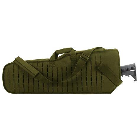 Rifle-Scopes Molle Scoped Rifle Scabbard.