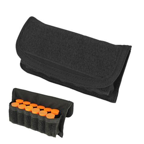 Molle Shotgun Shell Pouch Black