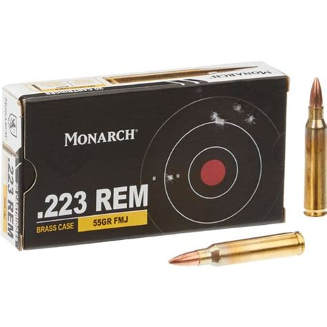 Monarch 223 Ammo Review