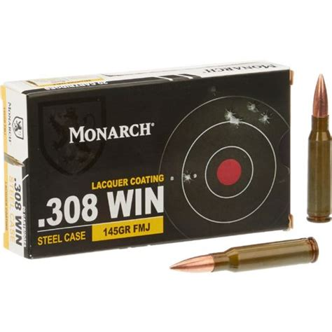 Monarch 308 Ammo Review