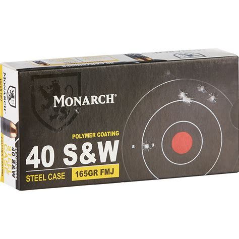Monarch 40 Ammo Review