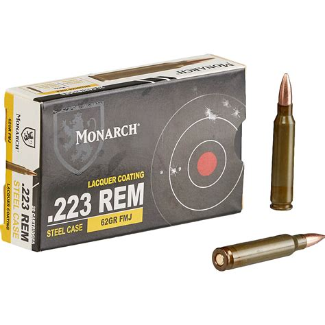 Monarch Ammo Review