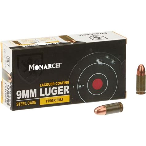 Monarch Ammo Bulk