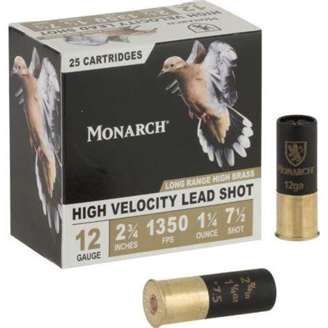 Monarch Long Range Shotgun Shells