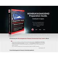 Monbukagakusho research scholarship prep guide ebook scam