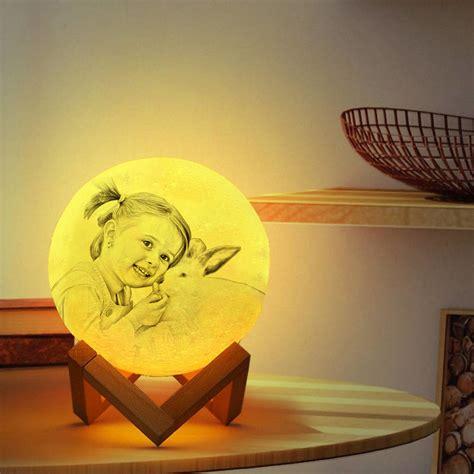 Mond Lampe Mit Bild