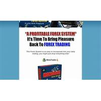Mongoose forex system alerts e mail profit generating new promo