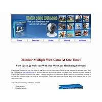Monitor live webcams watch 24 webcams at once! bonus