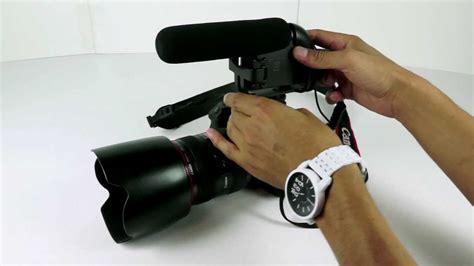 Monoprice Shotgun Microphone Review