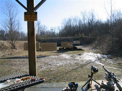Monroe La Rifle Range