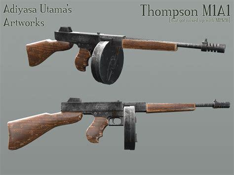 Monroe Tommy Gun