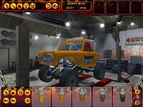 Monster Garage Game Make Your Own Beautiful  HD Wallpapers, Images Over 1000+ [ralydesign.ml]
