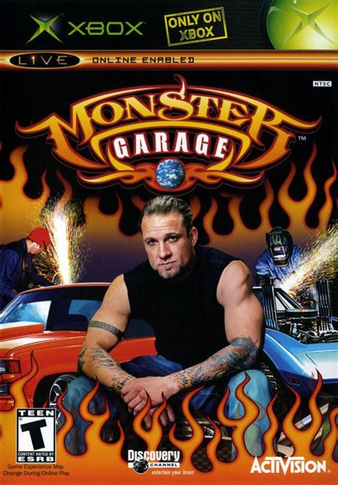 Monster Garage Xbox Make Your Own Beautiful  HD Wallpapers, Images Over 1000+ [ralydesign.ml]