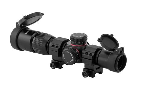 Monstrum Tactical 1 5 4x24 Rifle Scope Review