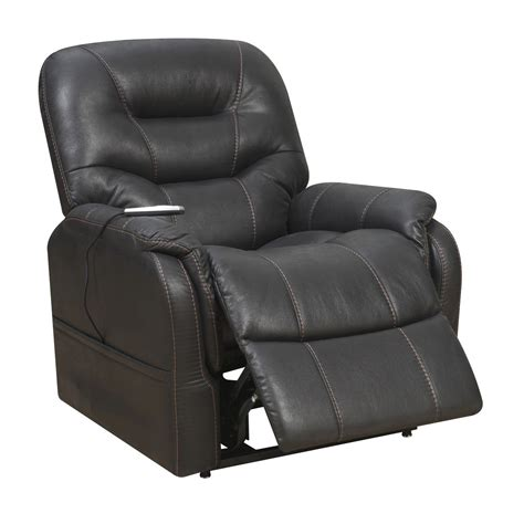 Montana Leather Reclining Heated Massage Chair