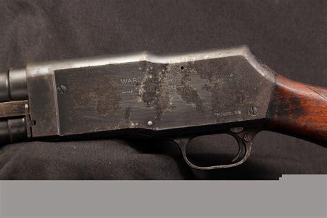 Montgomery Ward Western Field Pump Shotgun 520