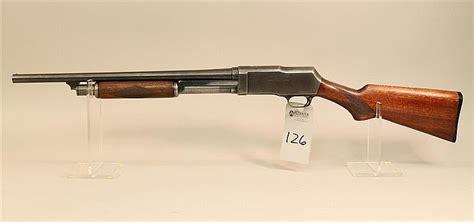 Montgomery Ward Western Field Pump Shotgun Model 35