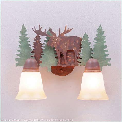 Moose 2-Light Vanity Light