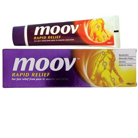 Moov Cream For Headache