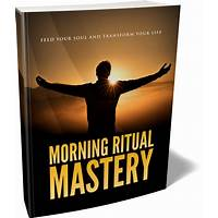 Morning ritual mastery promotional codes