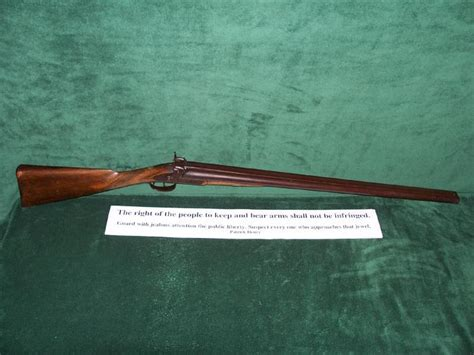 Mortimer Shotgun History