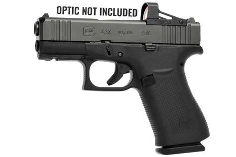 Mos Optics Capable 9mm Handguns