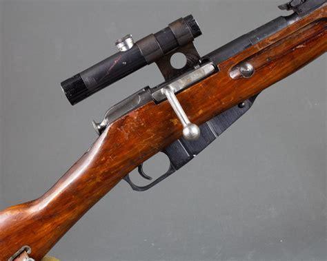Mosin Bolt Action Rifle