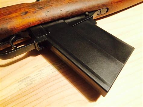 Mosin Nagant 10 Round Magazine Extension