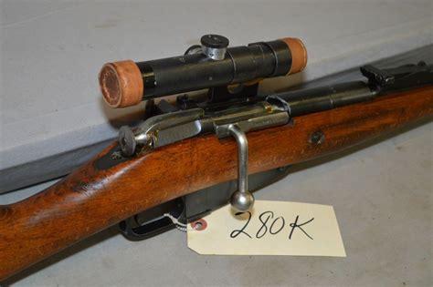 Mosin Nagant 7 62 Sniper
