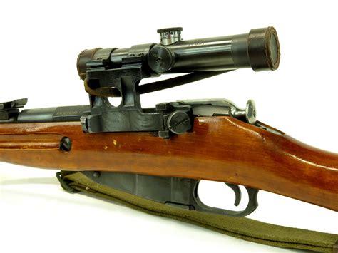 Mosin Nagant 91 30 Pu Sniper Rifle For Sale