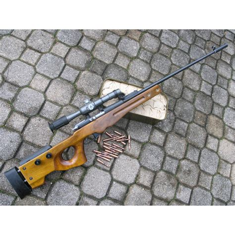 Mosin Nagant Leopard Rifle Stock