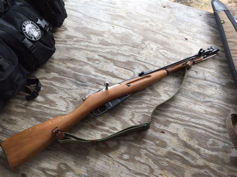 Mosin Nagant M44 Sniper Rifle Build