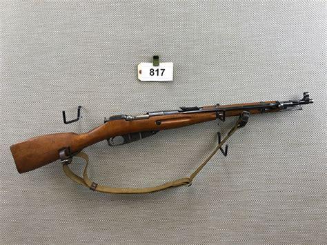 Mosin Nagant Tanker Rifle