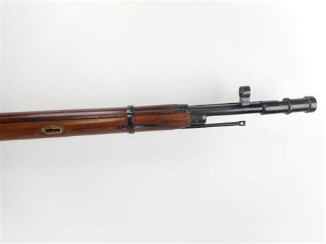 Mosin Nagant With Matching Bayonet