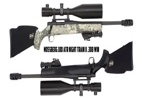 Mossberg 100 Atr 308 Night Train 2