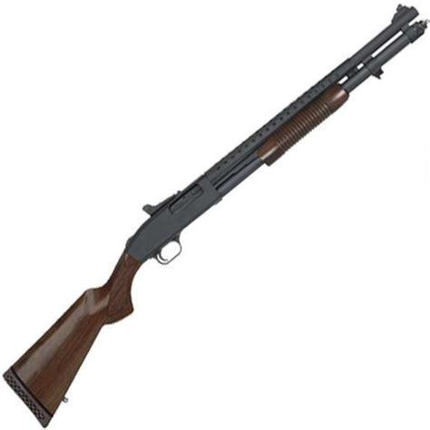 Mossberg 12 Bore Pump Action Shotgun