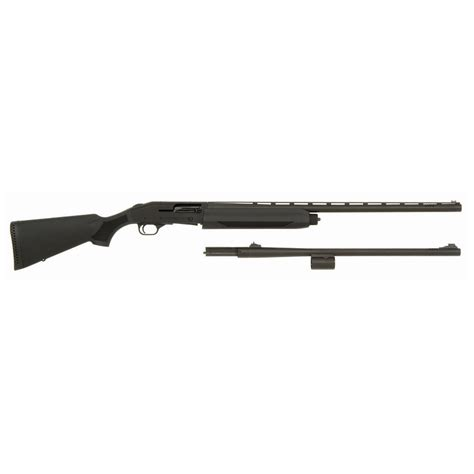 Mossberg 12 Ga 930 20 Barrel And Mossberg 152 22 Magazine