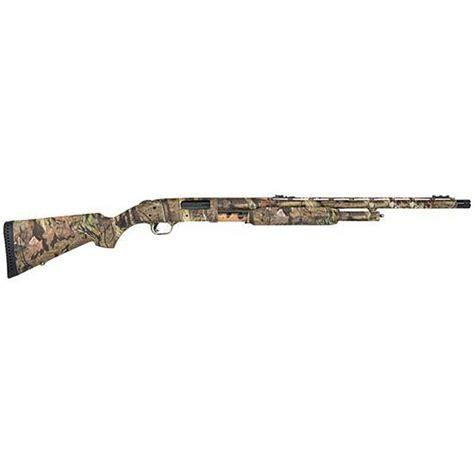 Mossberg 12 Gauge Camo Pump Shotgun